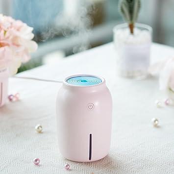 Amazon.com: Difusor ultrasónico de aroma, difusor de aceite ...