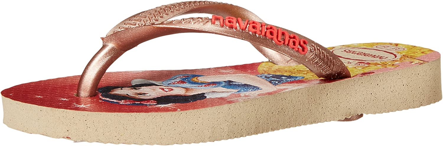 Disney Princess Havaianas Slim Flip Flop Sandals