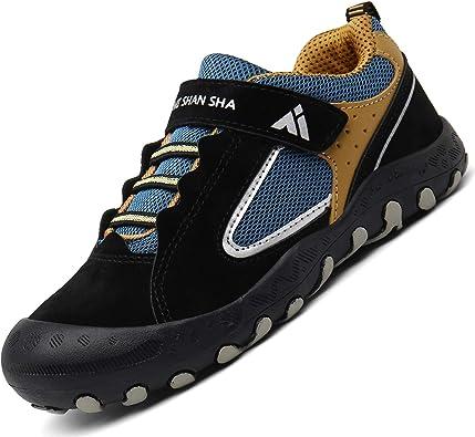 Mishansha Transpirables Zapatillas Running para Niños Hook Loop Conveniente Ligero Walking Zapatos de Fitness 2020 ...