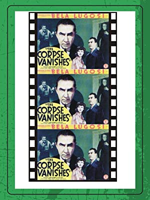 Amazon.com: The Corpse Vanishes: Sinister Cinema: Amazon ...