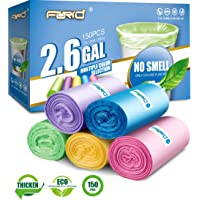 150 Count Forid 2.6-Gallon Trash Can Liners