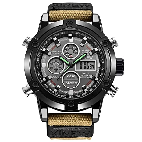 Reloj - Groveerble-Uhren - para - 801128: Amazon.es: Relojes