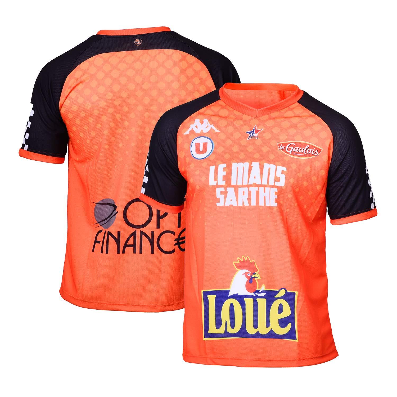 MSB Le MANS - Camiseta de Baloncesto Oficial para Hombre, 2018 ...