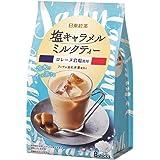 日東紅茶 塩キャラメル ミルクティー 8本入×6袋