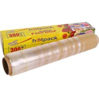 Hotpack Cling Film Food Wrap, 300 sq.ft