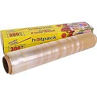 Hotpack PVC Food wrap cling film- 300 Sq.Ft.