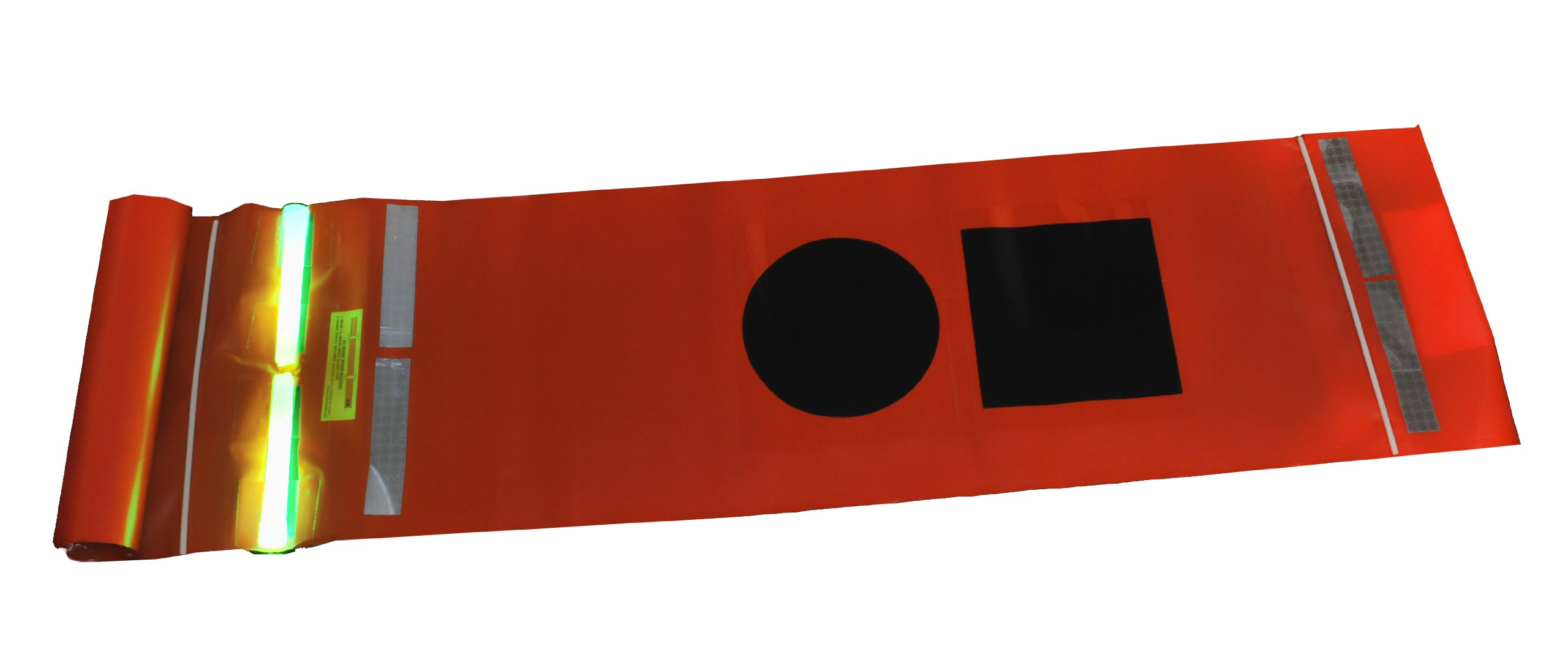 See/Rescue Streamer, Lighted Safety and Rescue Device for Any Terrain - Large by See/Rescue (Image #2)