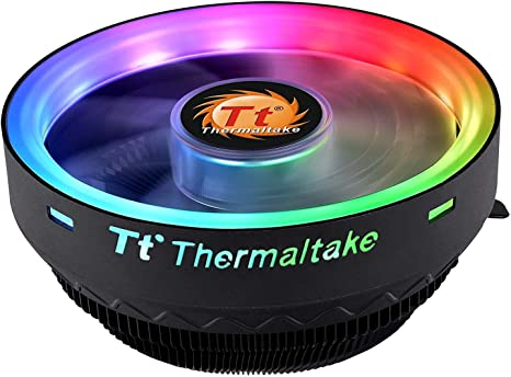 Thermaltake UX 100 Air Cooler ARGB/Ventiladores de CPU: Amazon.es ...