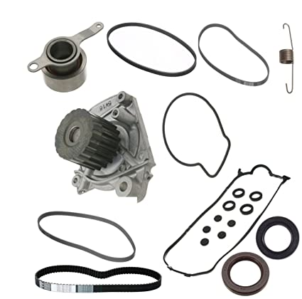 tbk timing belt kit replacement for honda civic 1996 to 2000 1 6l 2000 Honda Civic Timing Belt