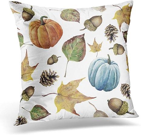 Throw Pillow Fall Decor Pumpkin Pillow Lumbar Pillow Pillow Cover Green Pumpkin Farmhouse Pillows Farmhouse Decor Gift