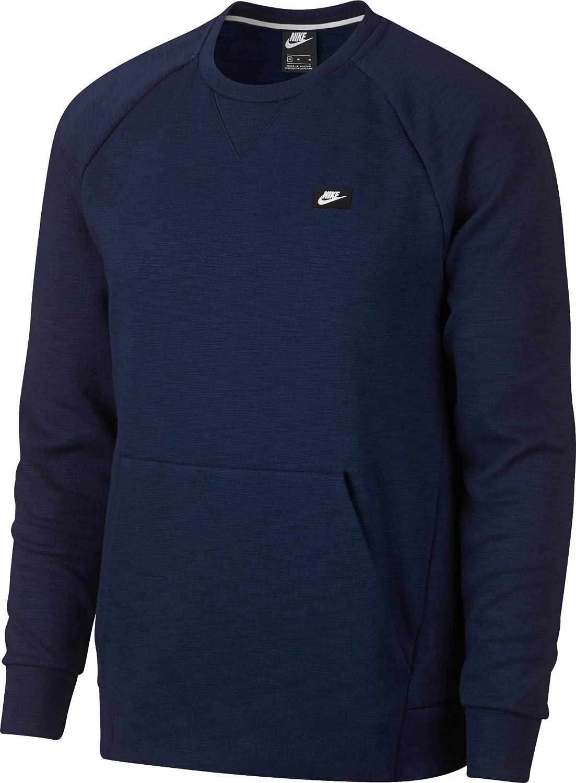 Nike M NSW Optic CRW Langarm-Shirt für Herren