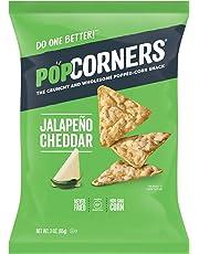 PopCorners Smokin Jalapeno White Cheddar 142 Grams