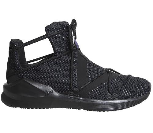 2c4f71b74c5b50 Puma Women s Fierce Rope Velvet Vr WNS Black Multisport Training Shoes-6  UK India (39 EU) (19023502)  Amazon.in  Shoes   Handbags