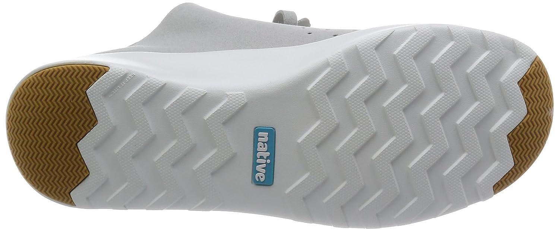 Native Unisex Apollo Moc Fashion Sneaker. B00L5KH85O 8 B(M) US Women / 6 D(M) US Men|Pigeon Grey/Shell White