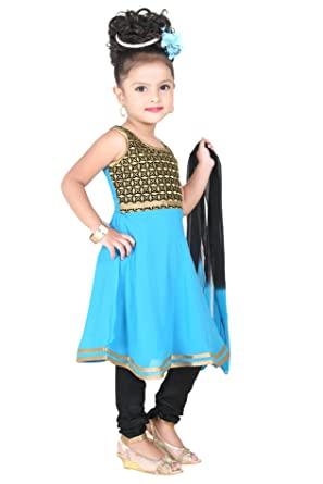 2ae3fc5f0ca4 Baby Girl- Salwar Suit -New Born Infant Frock- Princess Cute ...