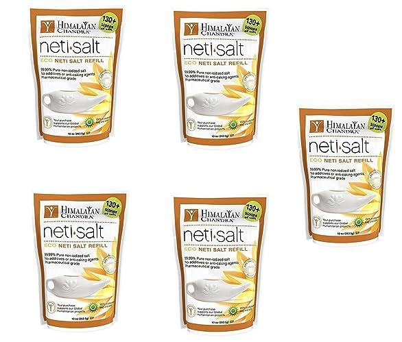 Amazon.com: Himalayan Institute Neti Salt 8 Oz: Industrial ...