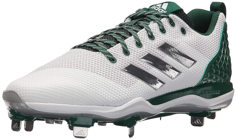 最安値に挑戦! [アディダス] Men's Freak X Shoe Carbon Mid US Baseball Shoe [並行輸入品] White, B07MYGZL5P Ftwr White, Silver Met, Dark Green 11.5 D US Mens 11.5 D US Mens|Ftwr White, Silver Met, Dark Green, 安全商品のさくら電子:186d294b --- a0267596.xsph.ru