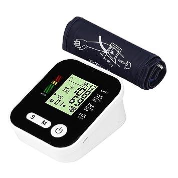 hehilark Tensiómetro, rak283 brazo estilo plein-automatique Tensiómetro gran gráfico Intelligent voz esfigmomanómetro cuidados