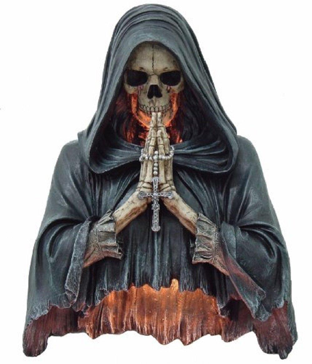 Betender MuraleCuisine Applique Squelette Faucheuse 3lTK1JcF