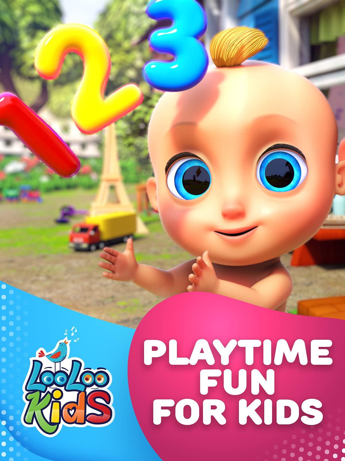 Playtime Fun for Kids - LooLoo Kids