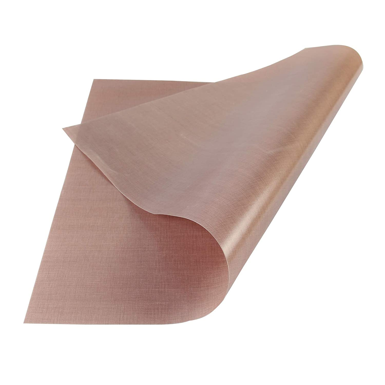 40, 6x 61cm sublimazione PTFE Teflon Craft Sheet 5mil spessore 100% antiaderente per trasferimenti pressa di calore (confezione da 1) Xinghoo