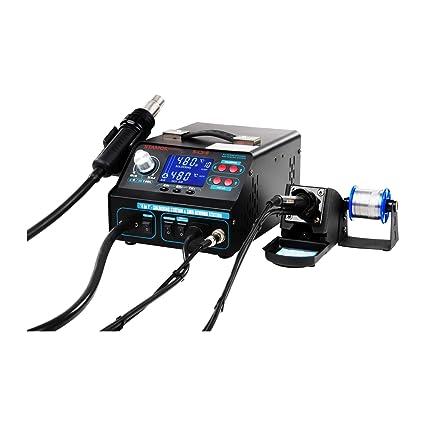 Stamos soldering - S-ls-6 basic - estación de soldadura - smd -