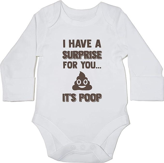 Boys Girls Hippowarehouse Texas Strong Baby Vest Bodysuit Long Sleeve