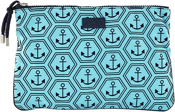 Trousse de plage zipp/ée Ancre De Chine Vilebrequin
