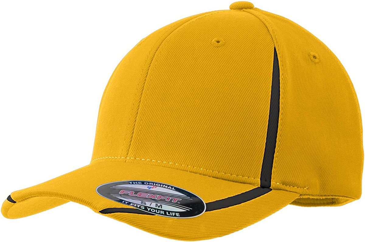 Amazon Com Sport Tek Men S Flexfit Performance Colorblock Cap Clothing New era cap offers fitted, adjustable, snapback and knit hats for every sports fan. sport tek men s flexfit performance colorblock cap