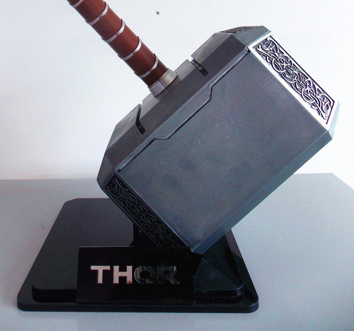 amazon com gmasking aluminum thor solid hammer limited edition full