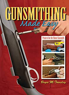 Amazon com: Professional Gunsmithing: A Textbook On The
