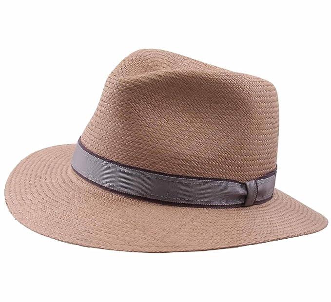 Bailey of Hollywood - Sombrero fedora hombre Brooks  Amazon.es  Ropa y  accesorios d77e0be0823