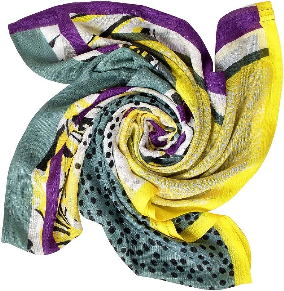 Street One 571182 Bufanda de moda Talla /única para Mujer Fairy Violet