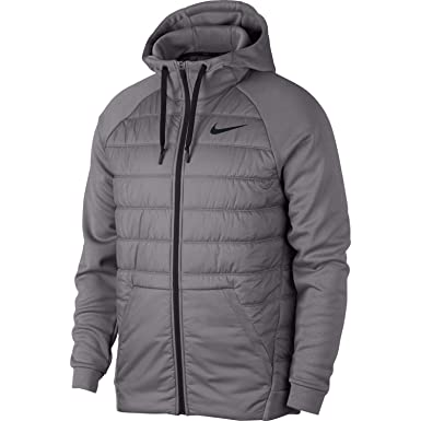 1f3807905 Amazon.com: Nike Men's Therma Full Zip Hoodie: Clothing