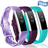 Maledan Replacement Bands for Fitbit Alta and