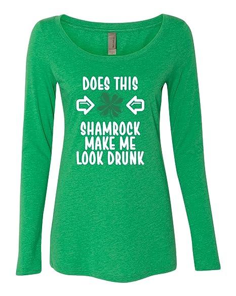 Amazon Com Panoware Women S St Patricks Day Long Sleeve T Shirt