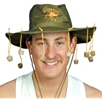 HENBRANDT Hat Australian With Corks for Fancy Dress Party Accessory