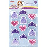 Wilton 710-2034 Sofia The First Icing Decorations