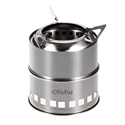 Ohuhu Portable Stainless Steel