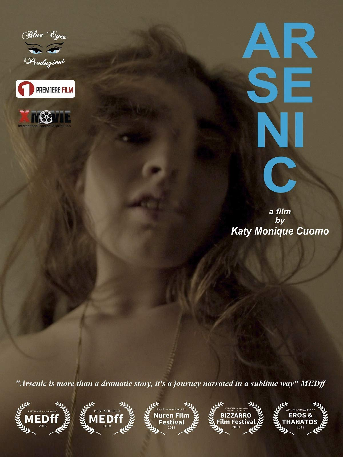 Arsenic on Amazon Prime Video UK