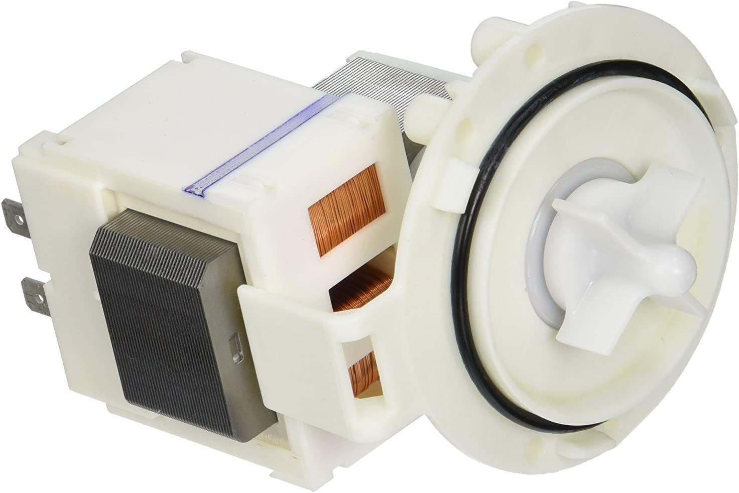 OEM Mania Authorized OEM Factory Replacement Drain Pump 4681EA2002H PS3523285 AP4438603 for Dishwasher