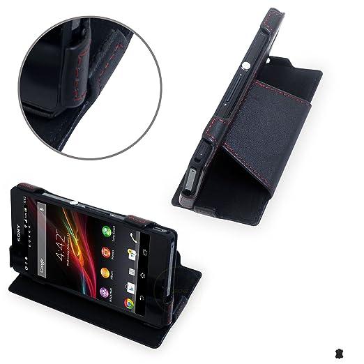 353 opinioni per Custodia protettiva ultra sottile per Sony Xperia Z L36h con funzione di