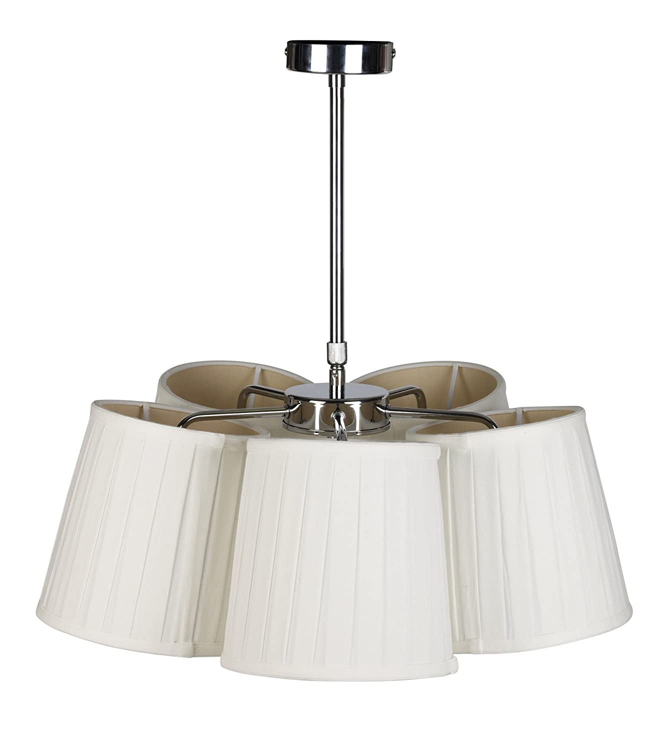 Laura ashley 5 arm ceiling light pendant with shades amazon laura ashley 5 arm ceiling light pendant with shades amazon diy tools aloadofball Images
