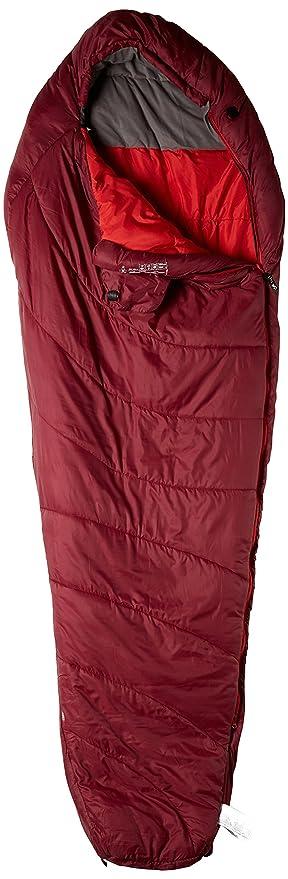 Millet LD Baikal 1100 Sacos de Dormir, Mujer, Rojo (Velvet), Talla