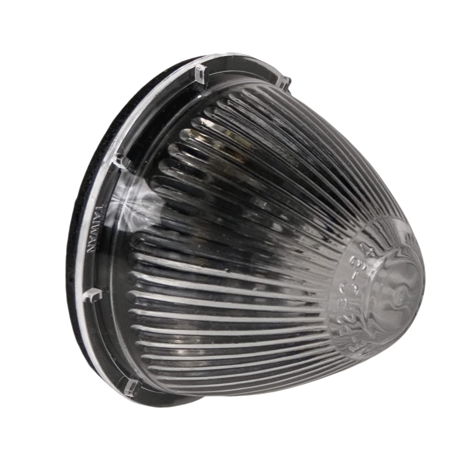 Blazer B666C Clear beehive marker Light-1 each Blazer International Trailer & Towing Accessories