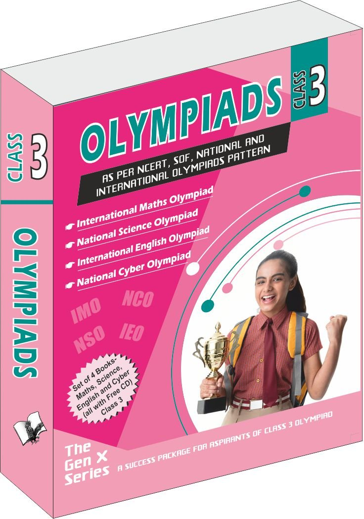 OLYMPIAD VALUE PACK CLASS 3 (4 BOOK SET) PDF