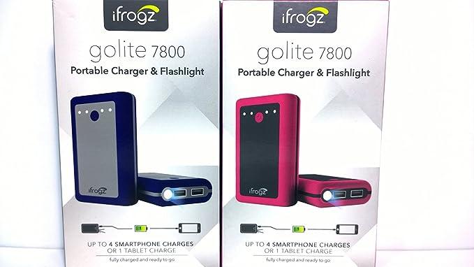 ifrogz GoLite Traveler – Cargador universal de batería externa ...