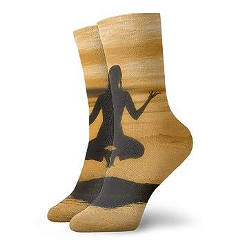 Eybfrre Socks Free Yoga Women & Men Socks Soccer Sock Sport ...