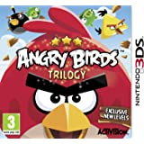 Nintendo Angry Birds Trilogy, 3DS - video games (3DS, Nintendo 3DS, Puzzle, Rovio, German, English, Spanish, French, Italian, Activision Publishing)