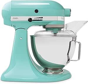 KitchenAid Robot de cocina Aqua Sky: Amazon.es: Hogar